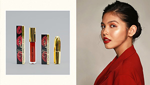 Maine Mendoza Just Dropped Her Latest Mac Lippies And They're Red-hot