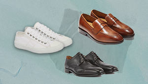 The Stylish Groom's Ultimate Guide To Choosing The Perfect Wedding Shoes