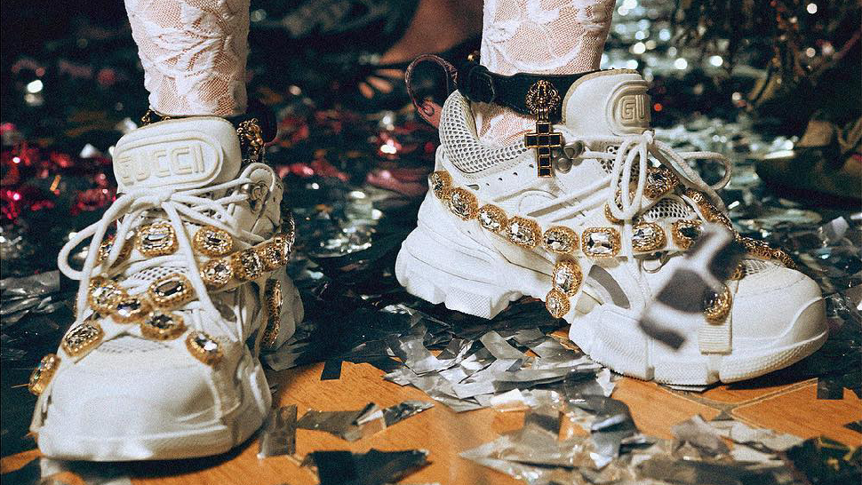 7 Chunky Designer Sneakers That Are Worth A Splurge
