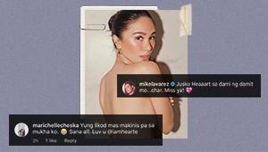 The Funniest Reactions To Heart Evangelista's Daring Instagram Photo