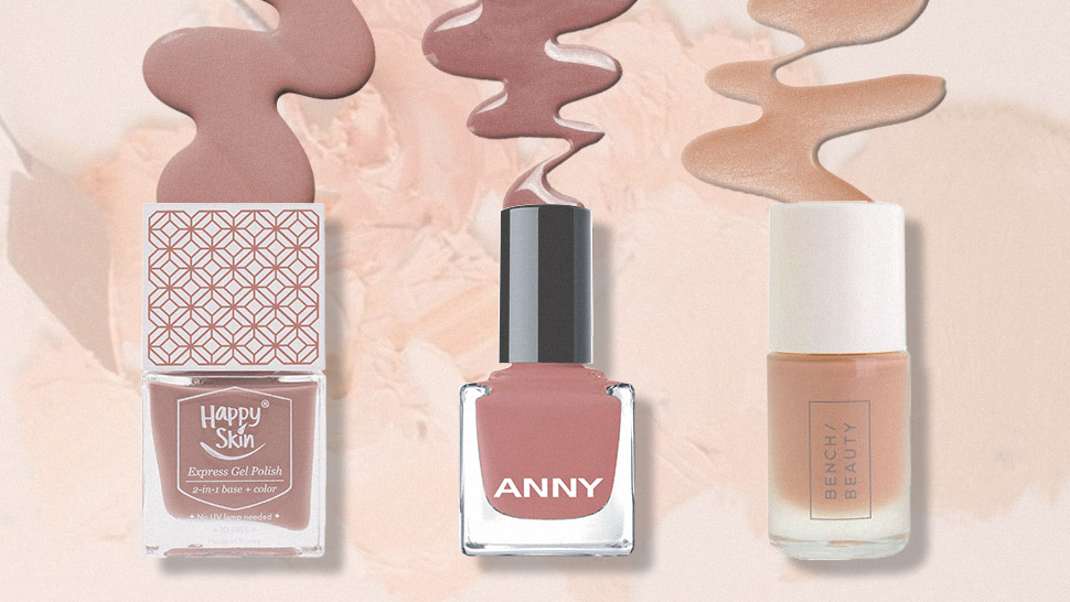 6 Nude Nail Polishes That Are Perfect for Morena Skin Tones