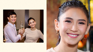 This Is The Beauty Look Sarah Geronimo Wore To Work And Straight To Her Wedding