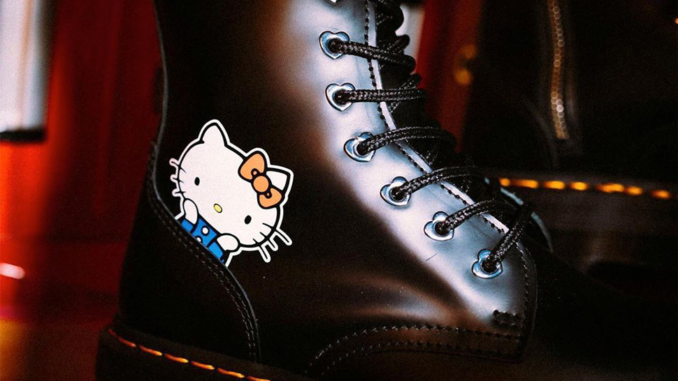 Dr. Martens Is Releasing A Hello Kitty Collection