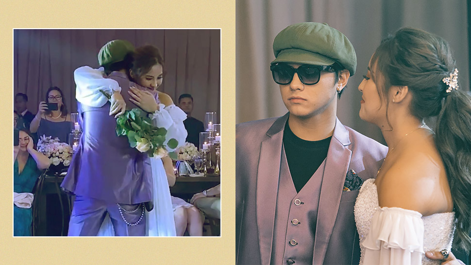 Daniel Padilla Was the Sweetest Kuya at His Sister Magui Ford's Debut
