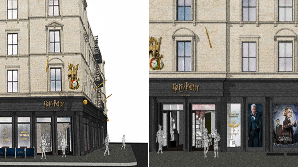 The Biggest Harry Potter Store in the World Is Opening This Year