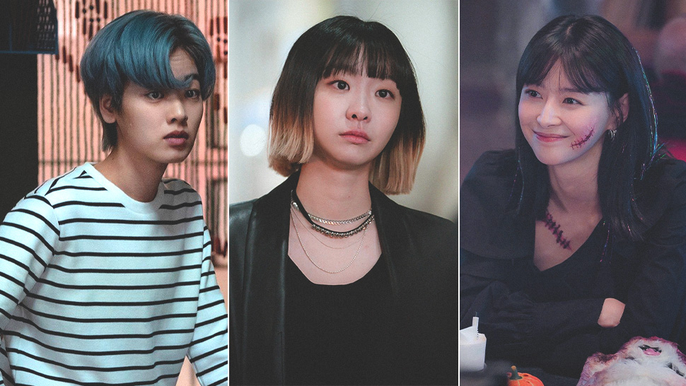 "All The Chic Hairstyles We're Loving From ""itaewon Class"""