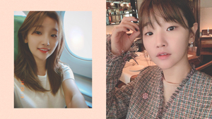 The Cutest Selfie Poses To Try, As Seen On Park So Dam