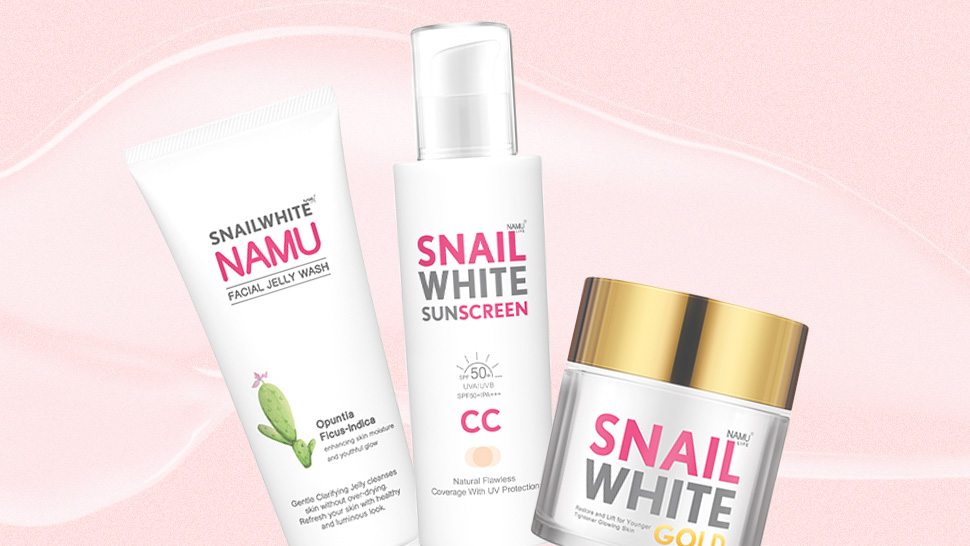 These Are Snailwhite's Best-Selling Products in the Philippines