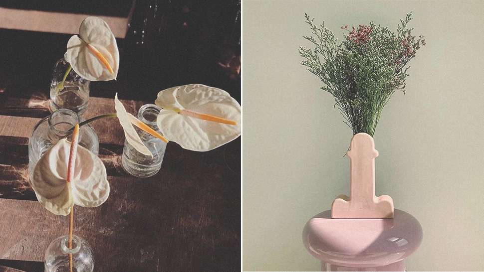 6 Vase-and-flower Combinations You Can Try To Decorate Your Home