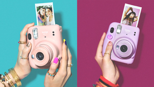 You'll Want To Cop Fujifilm's New And More Compact Instax Camera