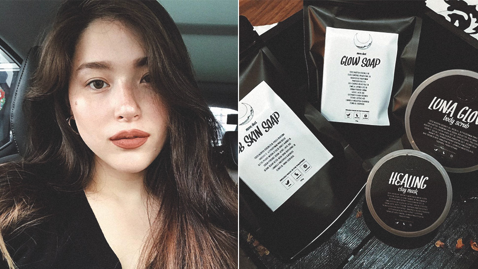 Kylie Padilla Now Has Her Own Line of Organic Bath Essentials