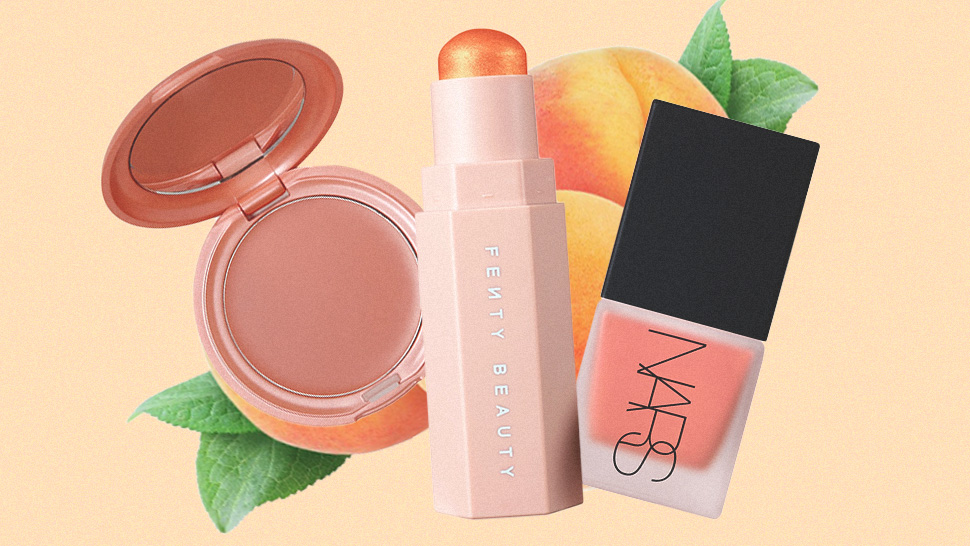 10 Peachy Cream Blushes To Try For A Fresh, Sun-kissed Look