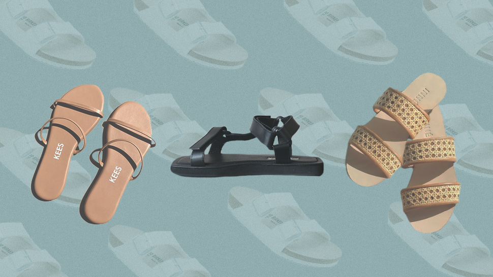 Stylish Sandals To Wear To The Beach If You Hate Flip-flops