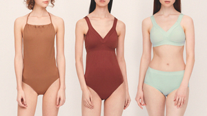 We're Obsessed With Uniqlo's Latest Minimalist Swimwear Collection