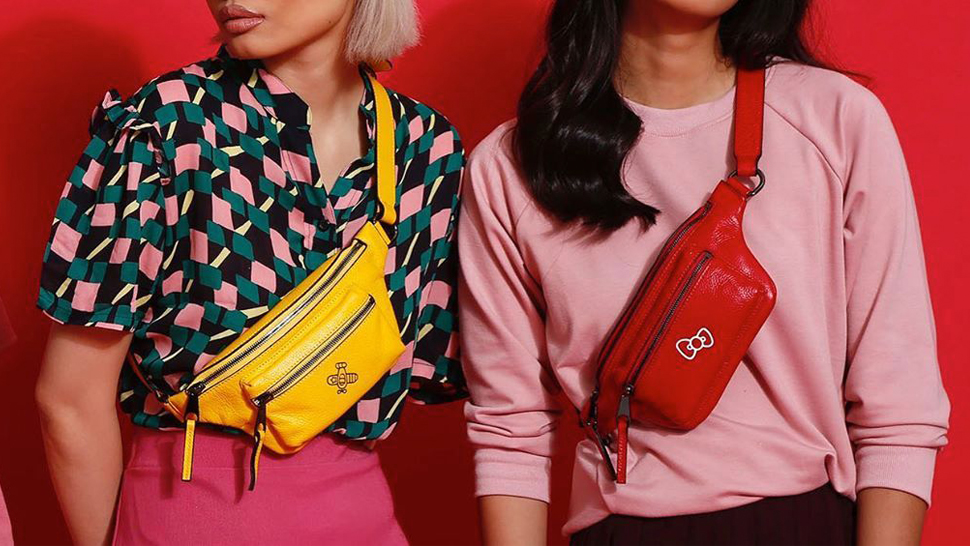You'll Fall For This Local Brand's Cute Hello Kitty Leather Bags