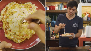 Erwan Heussaff Has The Best Recipe For Cheesy Ramen