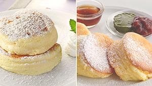 All The Places Where You Can Try Soufflé Pancakes In Manila