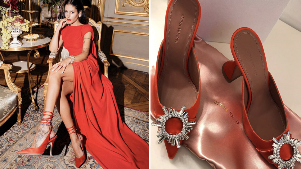 5 Chic Pairs of Red Shoes That Are Worth Investing In