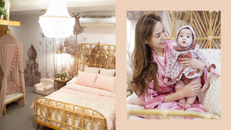 Divine Lee's Daughter Has the Prettiest Pastel Pink Bedroom