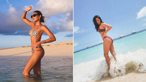 Here's The Bikini Pose Everyone Seems To Be Doing On Instagram