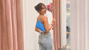 This Is The Exact Prada Bag Kathryn Bernardo Has Been Obsessed With Lately
