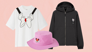 Uniqlo's Latest Collection Offers Minnie Mouse-themed Streetwear And We Want It All