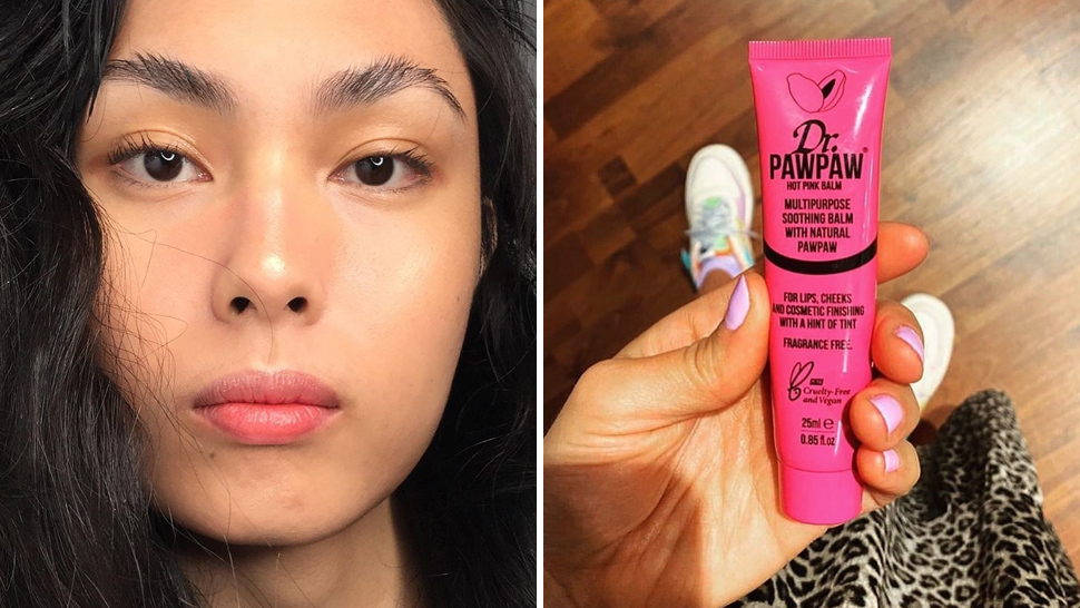 These Tinted Pawpaw Balms Are Perfect For Girls Who Like To Wear Less Makeup