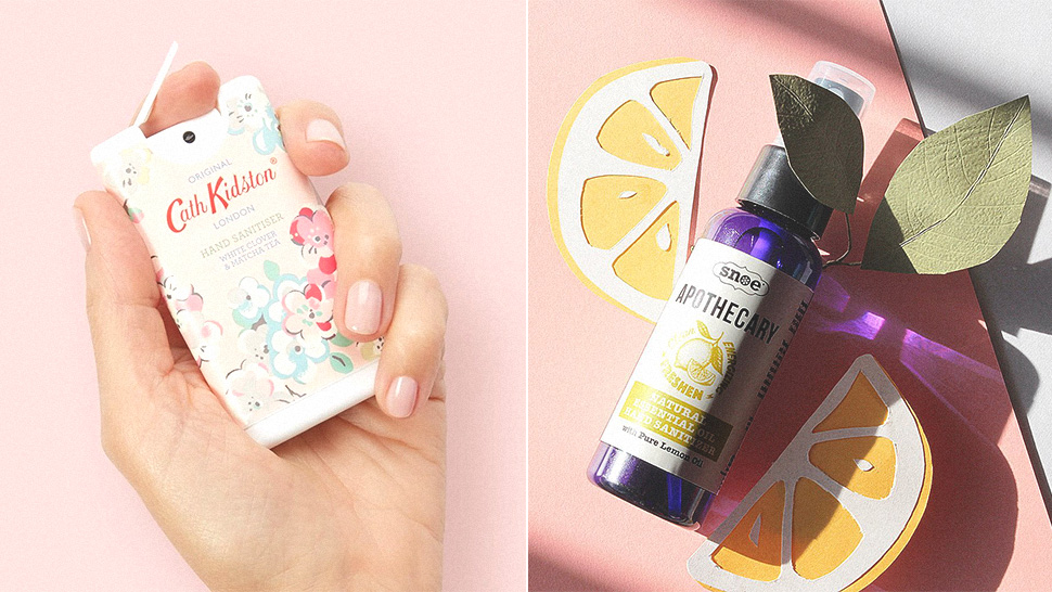 10 Fresh-smelling Hand Sanitizers To Keep In Your Bag