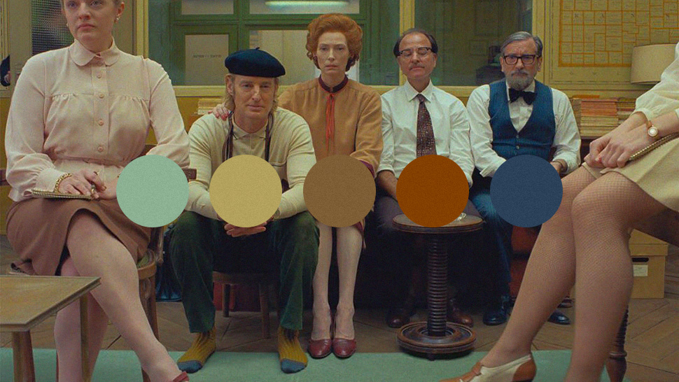 Wes Anderson-Approved Color Palettes to Try for Your Next OOTD