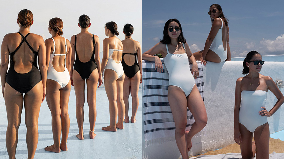 This Local Brand Has a One-Piece Swimsuit You Can Wear 5 Different Ways