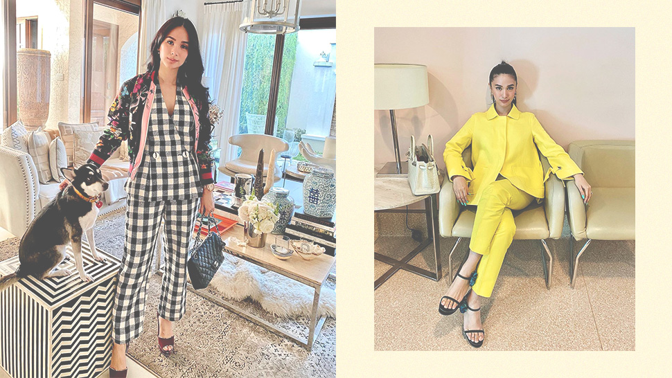 3 Easy Ways To Wear Coordinates Like Heart Evangelista