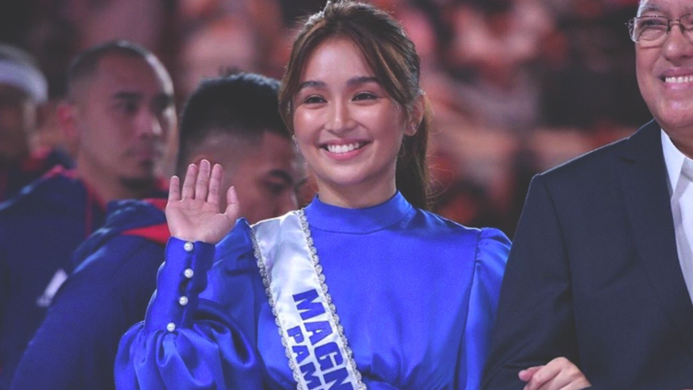 Kathryn Bernardo Dazzles The Internet As A First-time Pba Muse