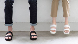 These No-frills Muji Sandals Are Perfect For Your Everyday Outfits