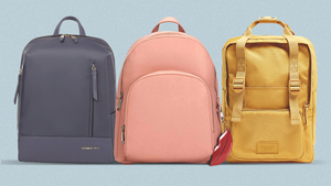 10 No-frills Backpacks To Shop If You Have A Minimalist Aesthetic
