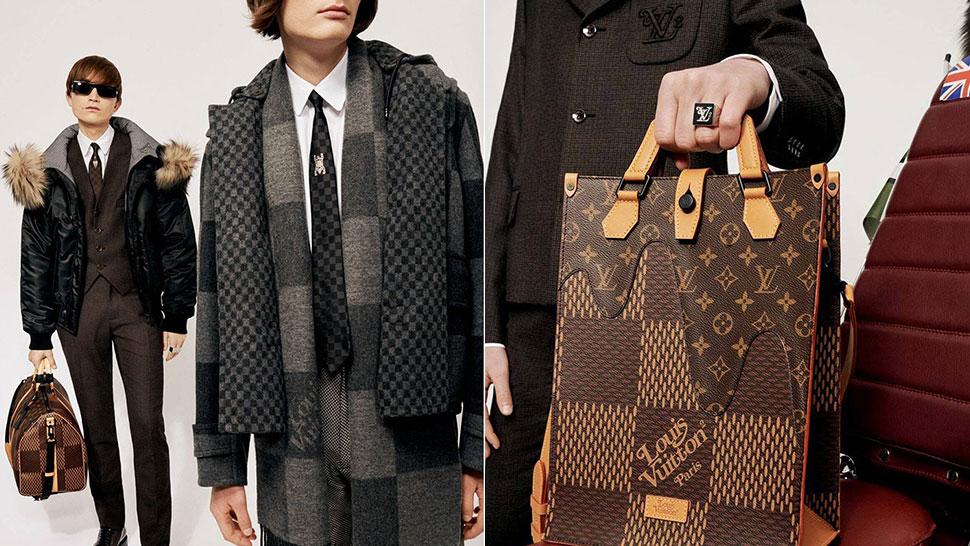 The Coolest New Collab Is Nigo X Virgil Abloh For Louis Vuitton