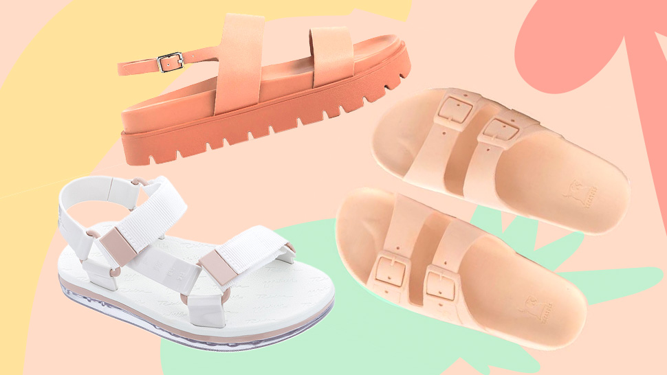 10 Chunky Sandals to Shop If You Love the '90s