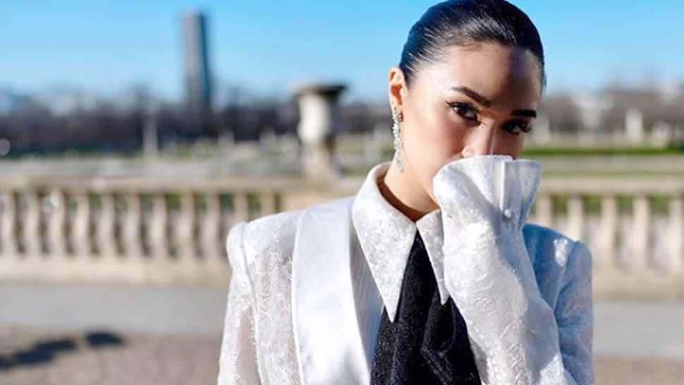 Heart Evangelista Canceled Her Fashion Week Travel Plans Due To Covid-19 Outbreak
