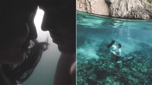 Sarah Lahbati And Richard Gutierrez's Underwater Prenup Video Is Here And It's Surreal
