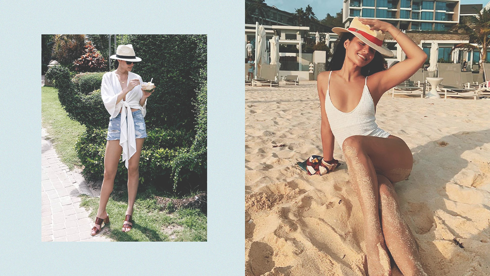Here's How to Build a Stylish Beach Wardrobe Using Items You Already Own