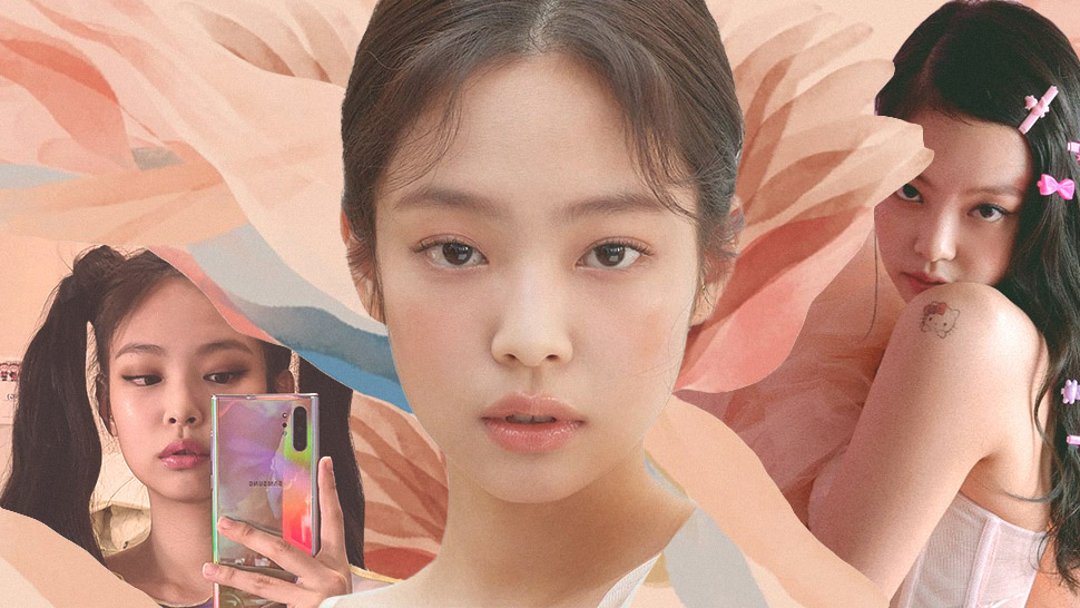 7 Beauty Trends Jennie Of Blackpink Is Always Wearing