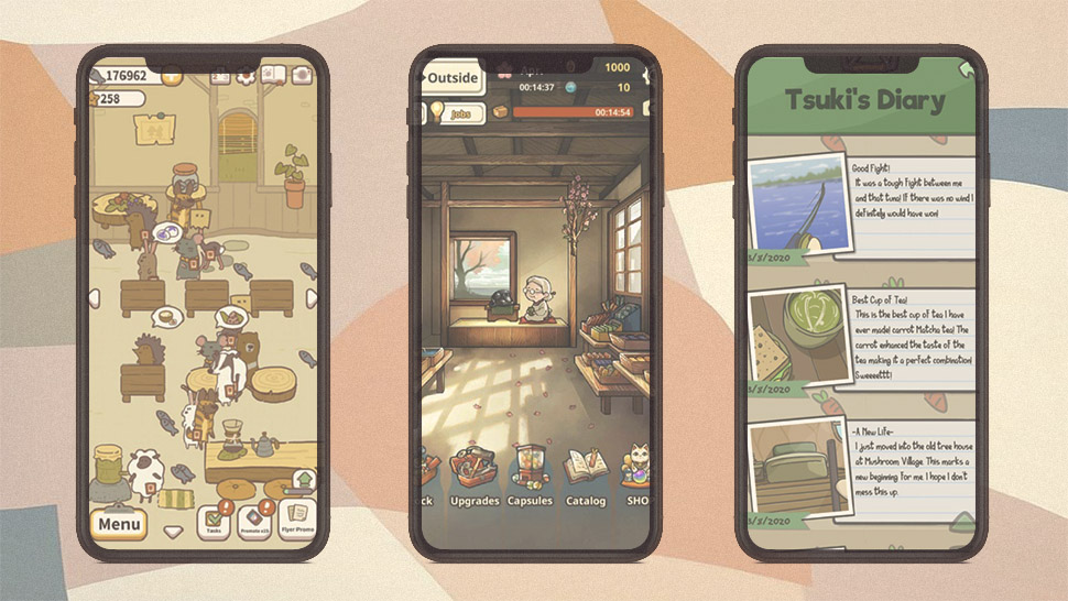 10 Adorable Mobile Games To Play When You Need Your Daily Dose Of Cute