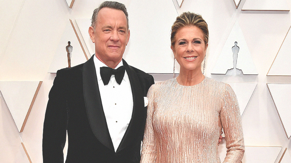 Hollywood Actor Tom Hanks And Wife Rita Wilson Test Positive With Covid-19