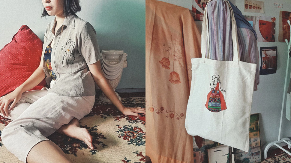 This Local Brand Revamps Secondhand Pieces With Gorgeous Embroidery