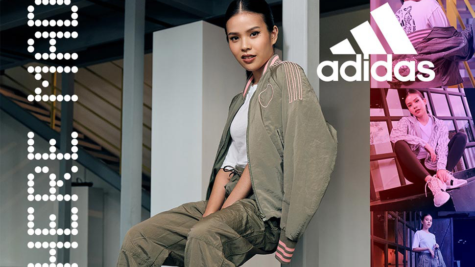 Adidas Taps Filipino Personalities to Front Its Latest Collection