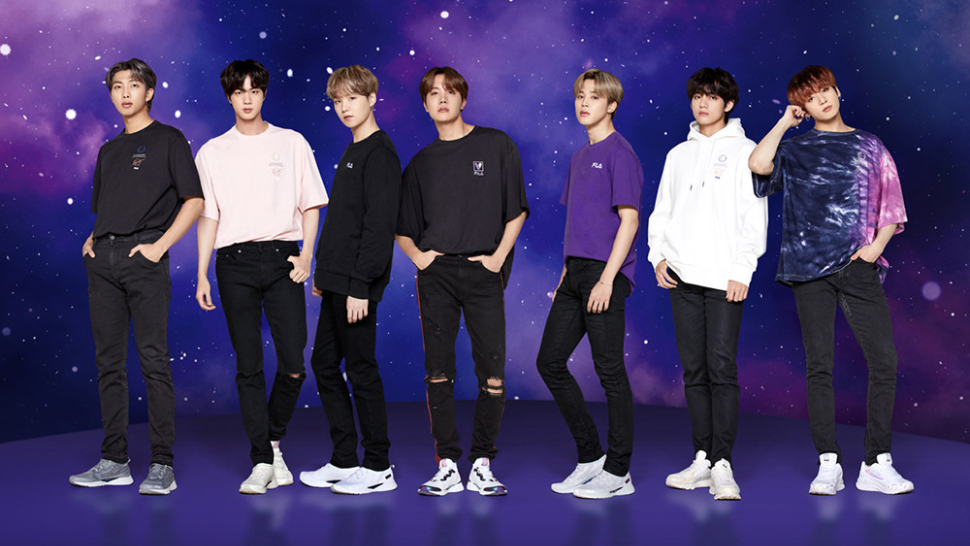 Bts' New Sneaker Collab With Fila Features Their Astrological Signs
