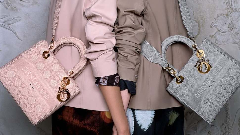 The Classic Canvas Lady Dior Bag Has Officially Returned For 2020