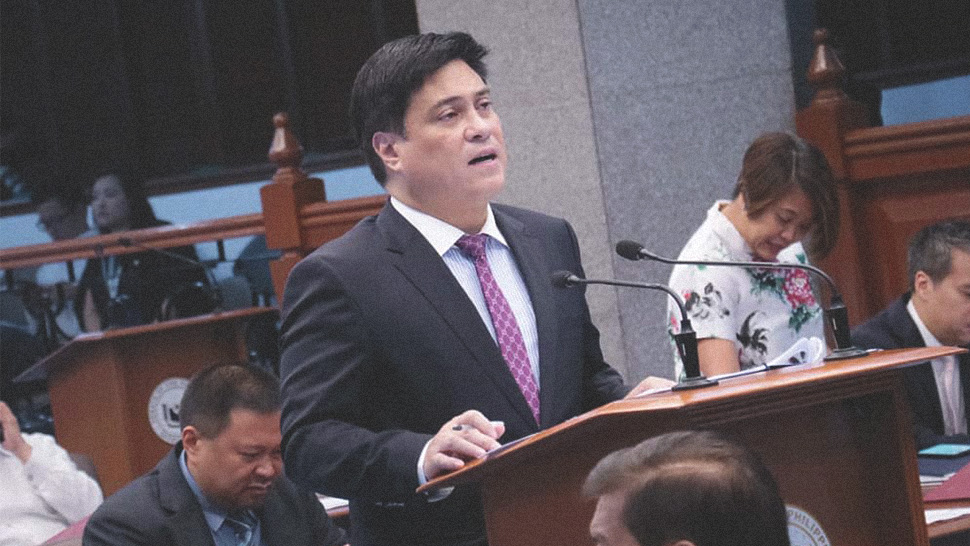 Ph Senator Migz Zubiri Tests Positive With Covid-19