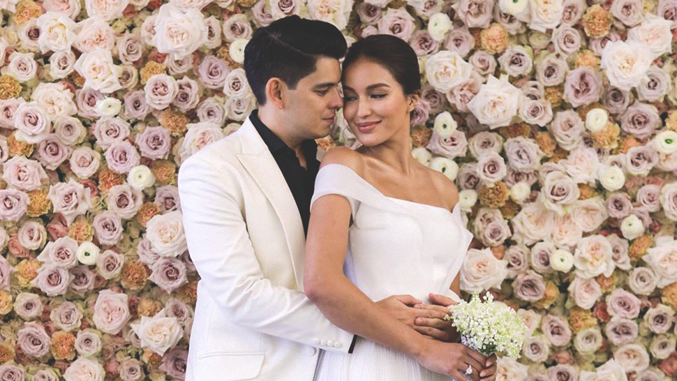 How Sarah Lahbati And Richard Gutierrez Pulled Off Their Last-minute Intimate Wedding