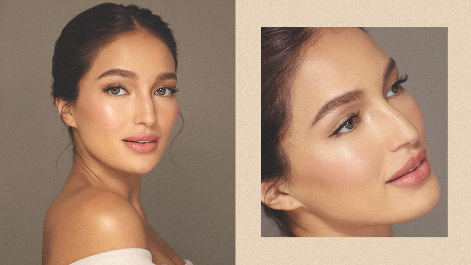 The Exact Products Sarah Lahbati Used to Achieve Her Fresh Bridal Makeup