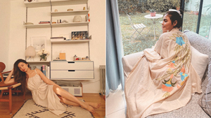 How To Take Photos Indoors While You're On Quarantine, As Seen On Celebs